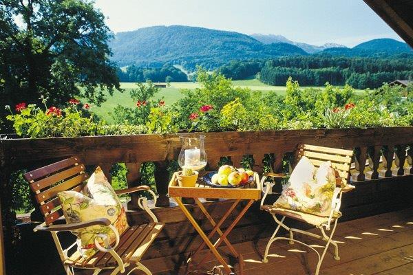 Chiemsee-Chiemgau: Pension Martlschuster