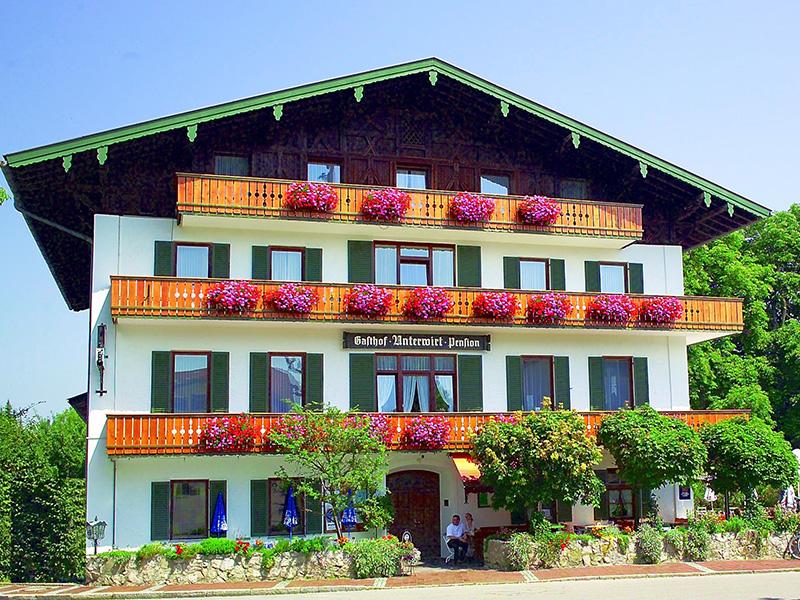 Chiemsee-Chiemgau: Hotel Unterwirt