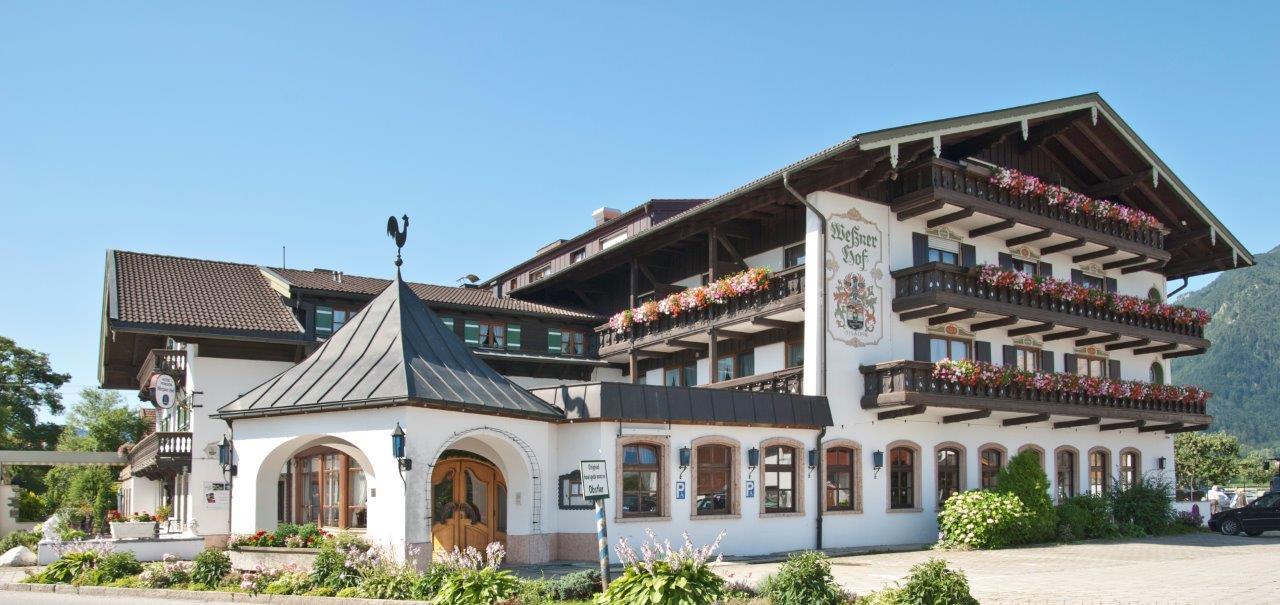 Chiemsee-Chiemgau: Hotel Restaurant Weßner Hof