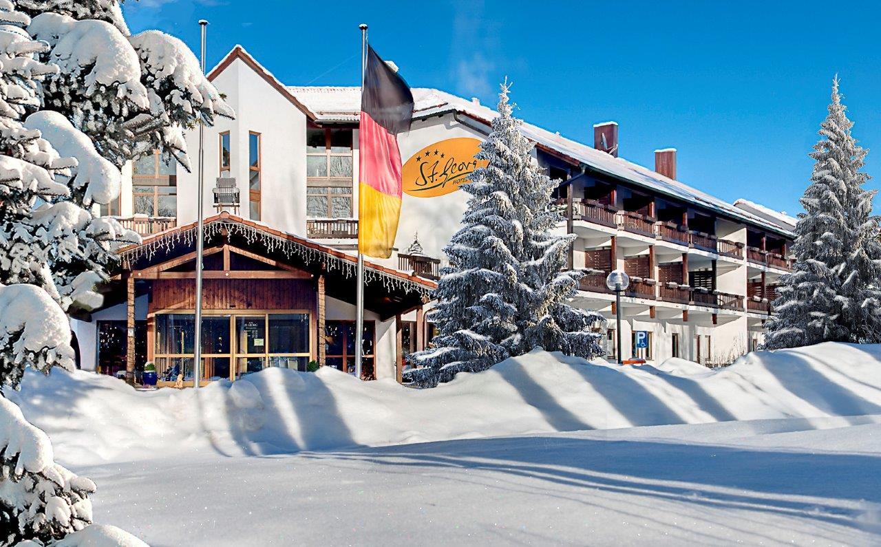 Chiemsee-Chiemgau: Hotel St. Georg