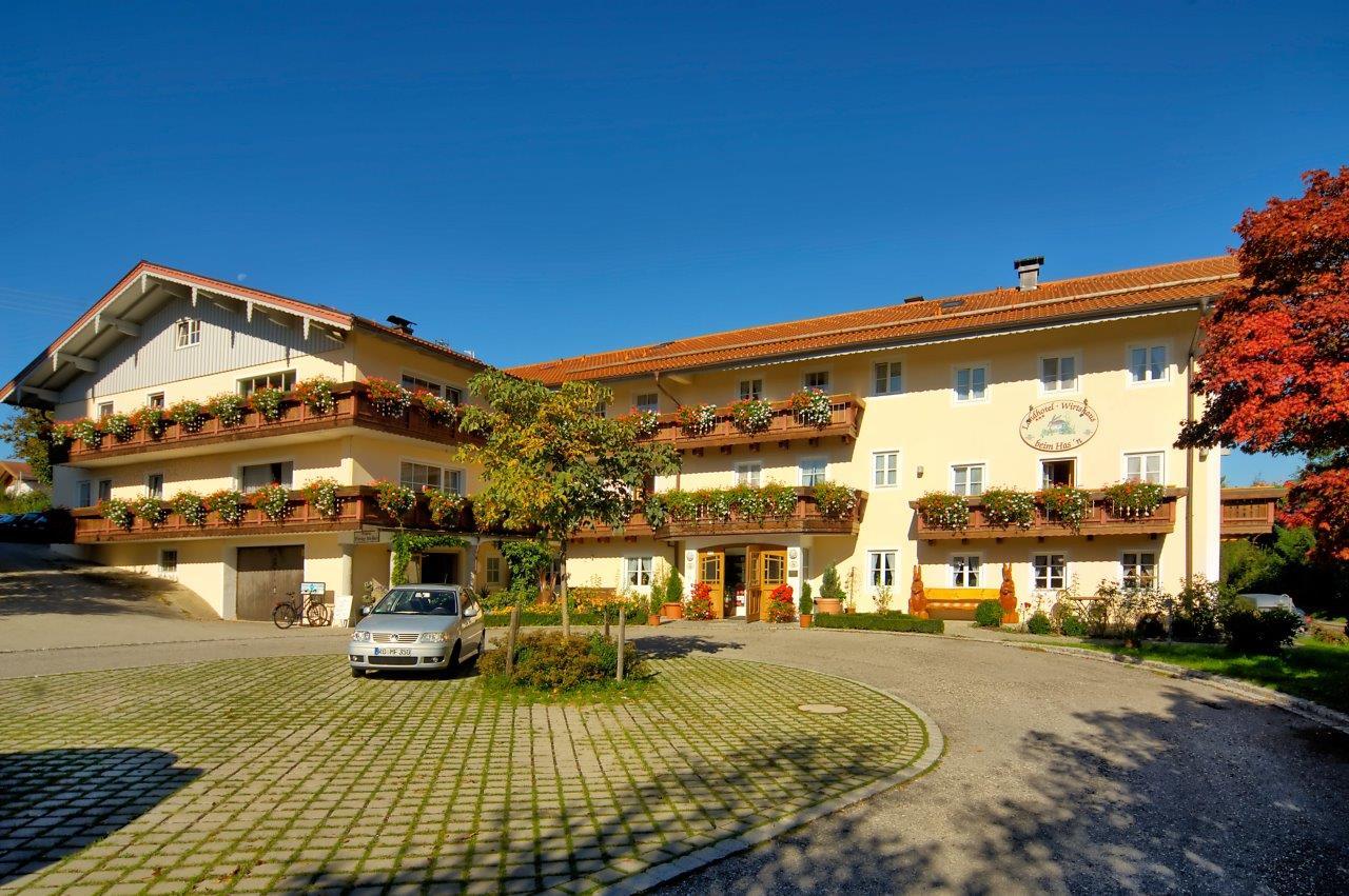 Chiemsee-Chiemgau: Landhotel beim Has'n