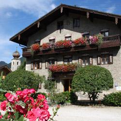 Chiemsee-Chiemgau: Posthotel Brannenburg