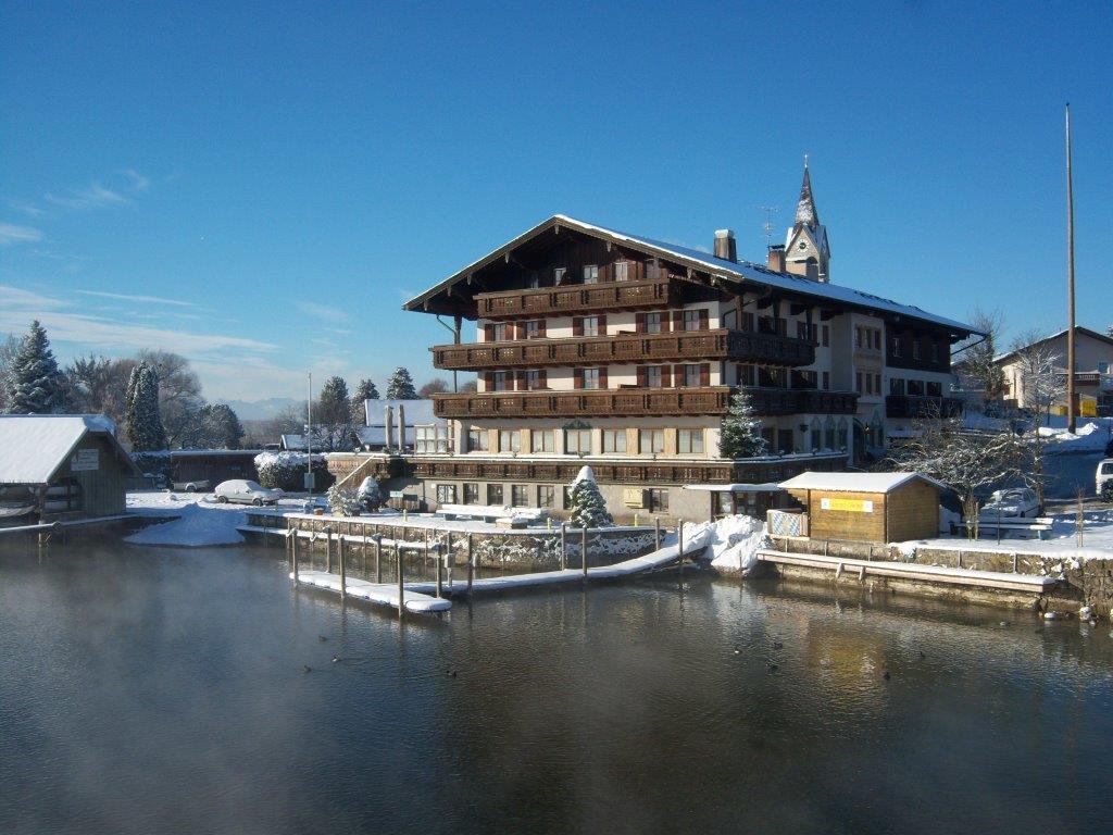 Chiemsee-Chiemgau: Seehotel Wassermann