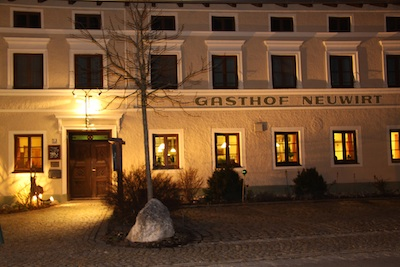 Chiemsee-Chiemgau: Gasthof Neuwirt