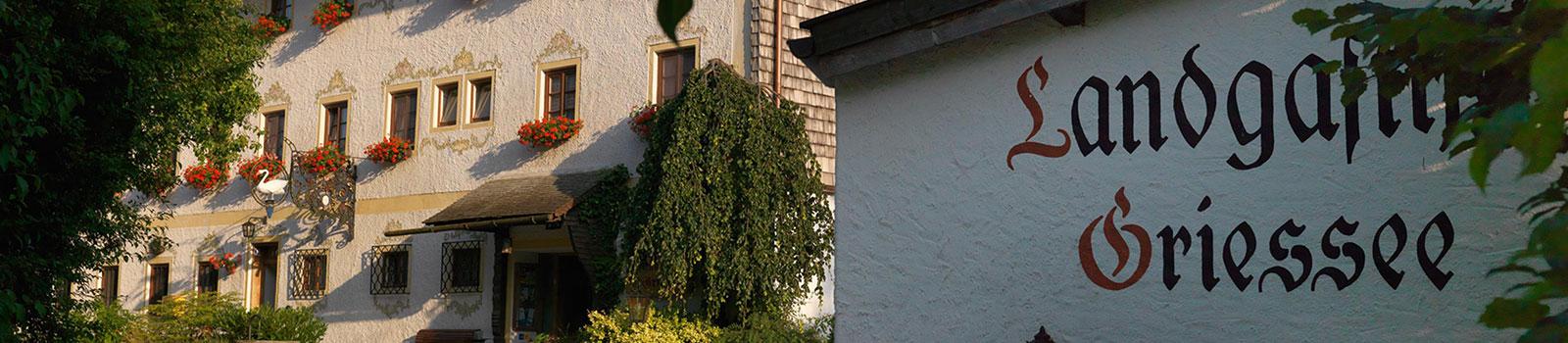 Landhaus Griessee