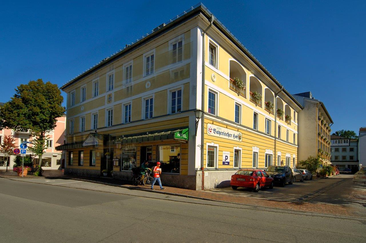 Chiemsee-Chiemgau: Hotel Bayerischer Hof