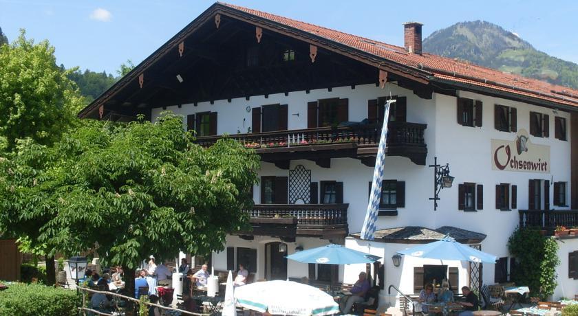 Chiemsee-Chiemgau: Gasthof Ochsenwirt
