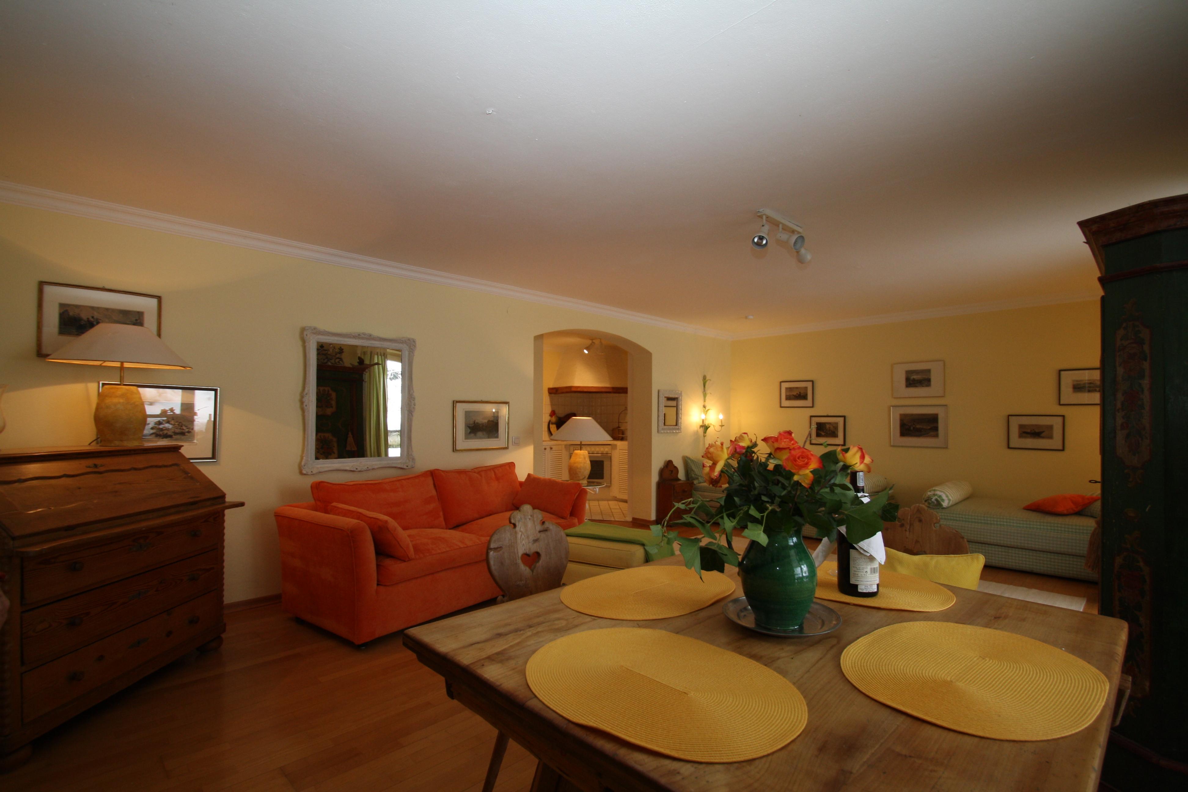 Chiemsee-Chiemgau: Ferienwohnungen Marianne Jell-Förg