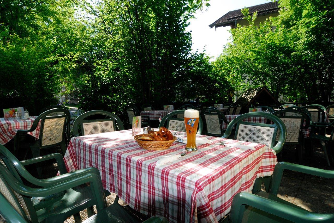 Das Hotel Zur Post In Rohrdorf Nähe Chiemsee