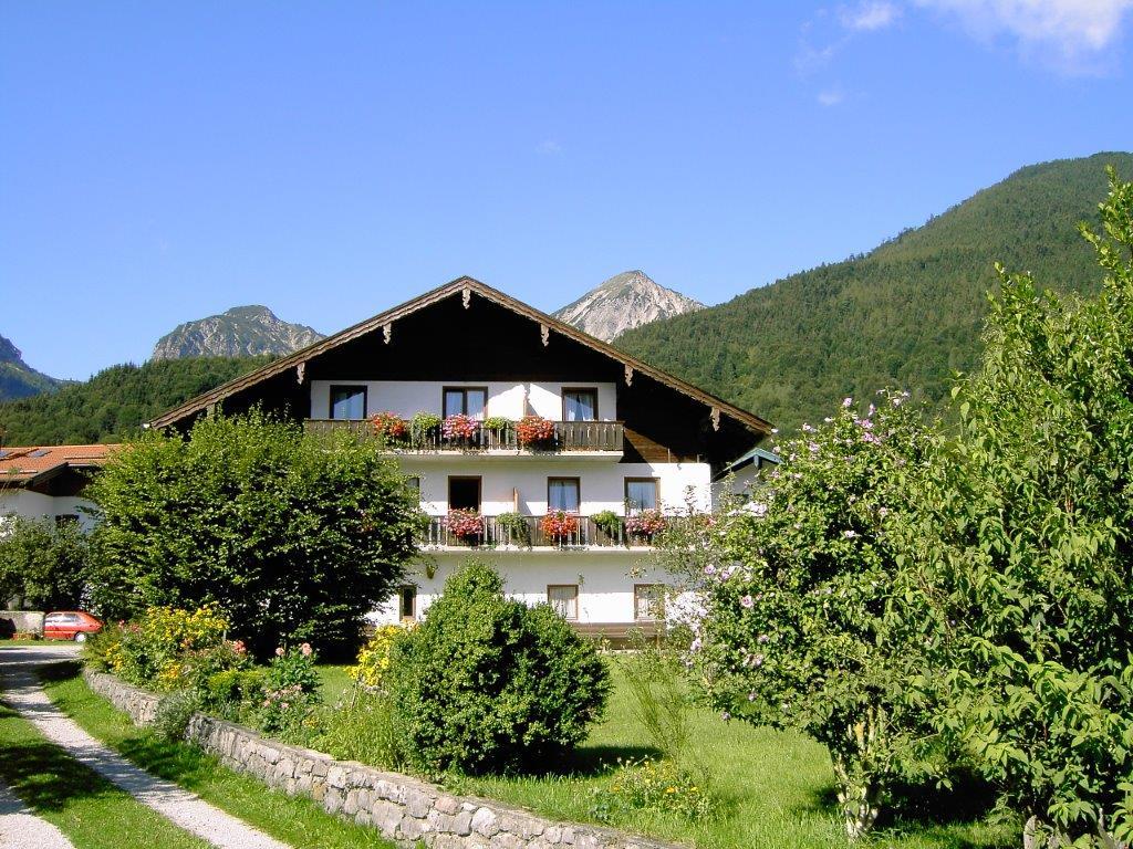 Chiemsee-Chiemgau: Ferienwohnung Haus Eisenberger