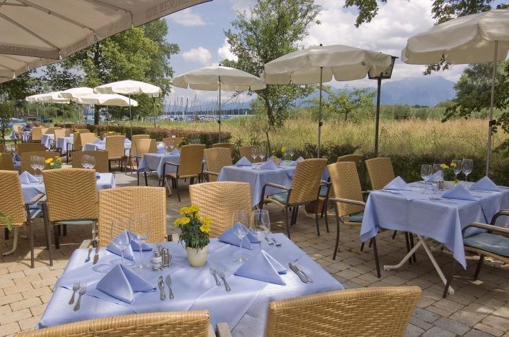 Chiemsee-Chiemgau: Hotel Fischer am See