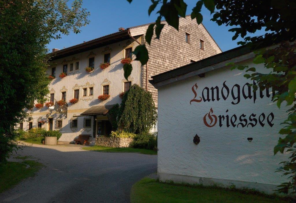 Chiemsee-Chiemgau: Landhaus Griessee
