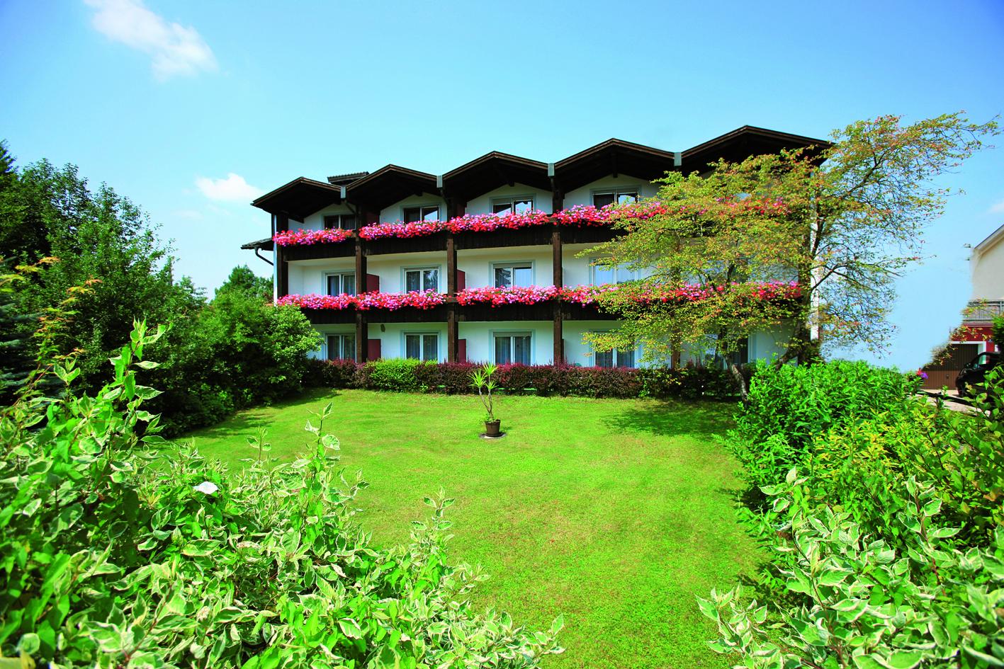 Chiemsee-Chiemgau: Hotel-Pension-Seeblick
