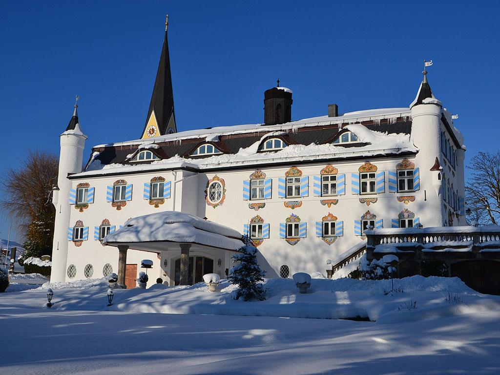 Chiemsee-Chiemgau: Hotel Bonnschlössl