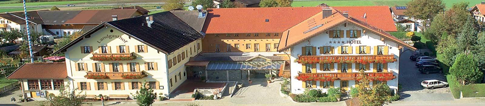 Landgasthof - Hotel Happinger Hof