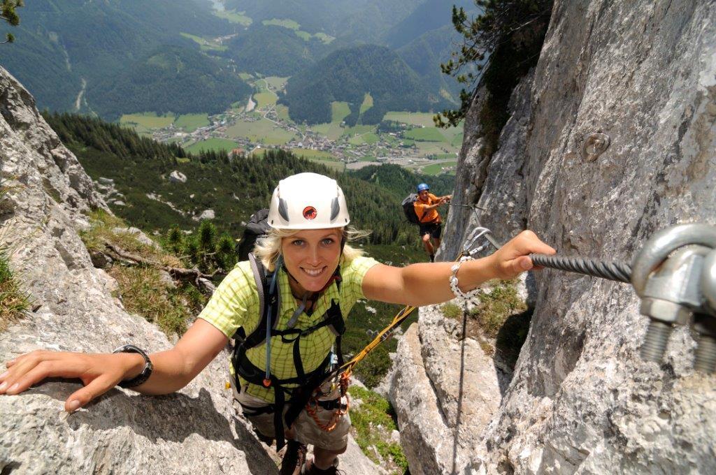 Klettersteig Chiemgau : Reit im winkl