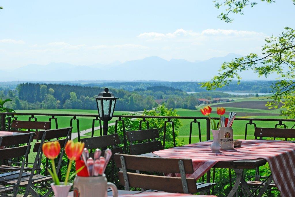 Gasthof Zur Schonen Aussicht In Hoslwang Am Chiemsee