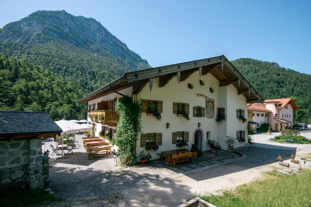 Chiemsee-Chiemgau: Hotel Mauthäusl