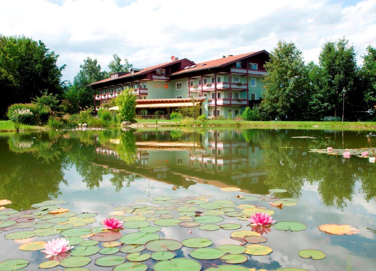 Chiemsee-Chiemgau: Thermenhotel Ströbinger Hof****