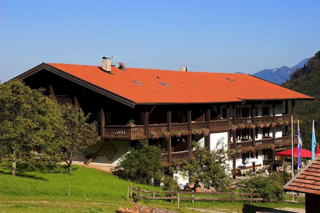 Chiemsee-Chiemgau: Berggasthof Hotel Adersberg