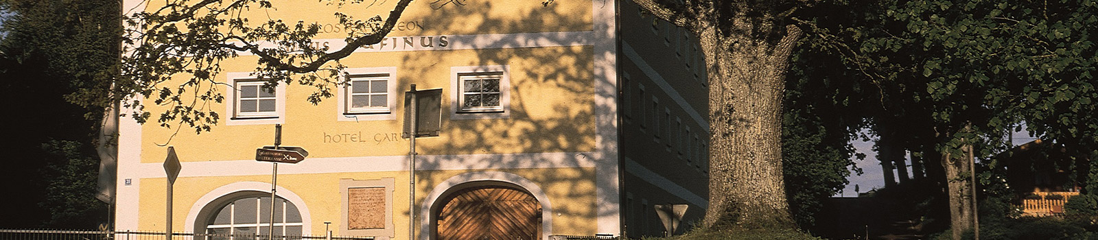 Hotel Garni Haus Rufinus ***S