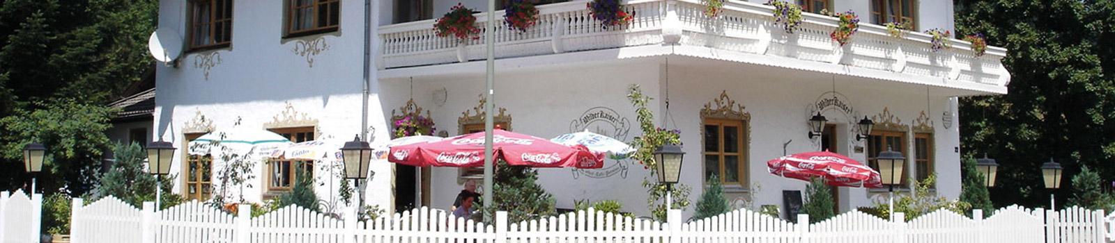 Landhotel Wilder Kaiser mit Appartements