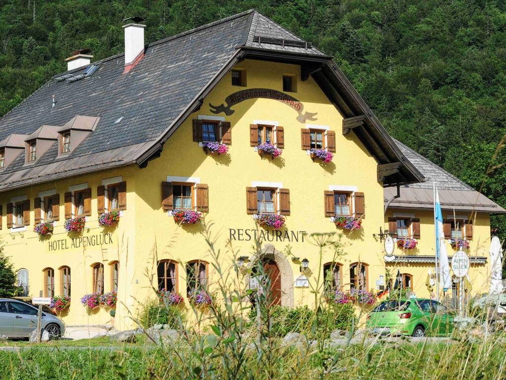 Chiemsee-Chiemgau: Hotel & Restaurant Alpenglück