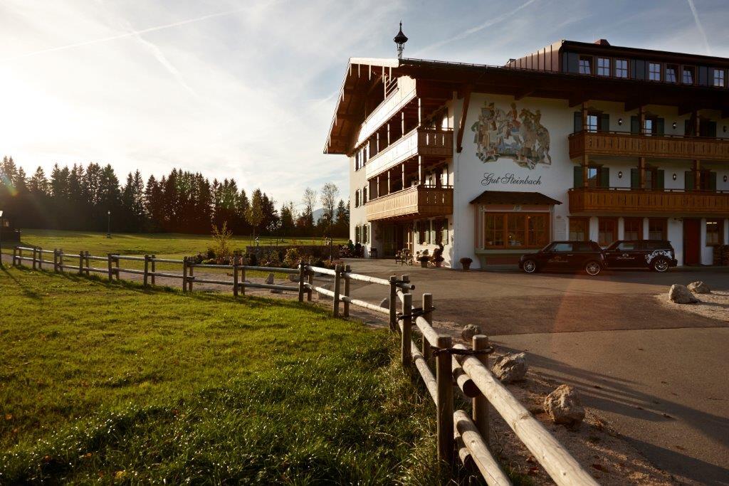 Chiemsee-Chiemgau: Hotel Gut Steinbach
