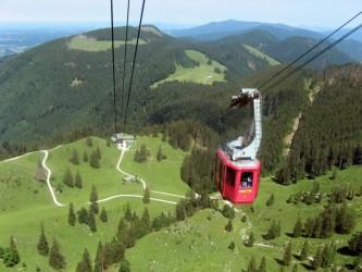 Bergbahnen im Chiemgau