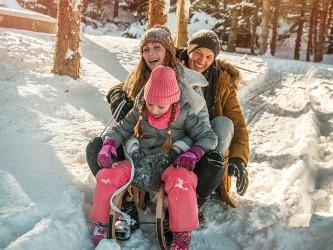 Winterurlaub Chiemgau