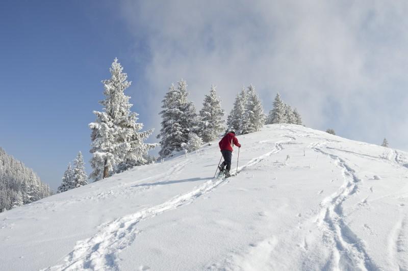 Skitouren in den Chiemgauer Alpen