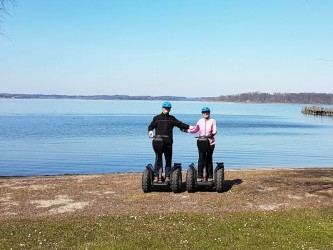 Segway Touren am Chiemsee