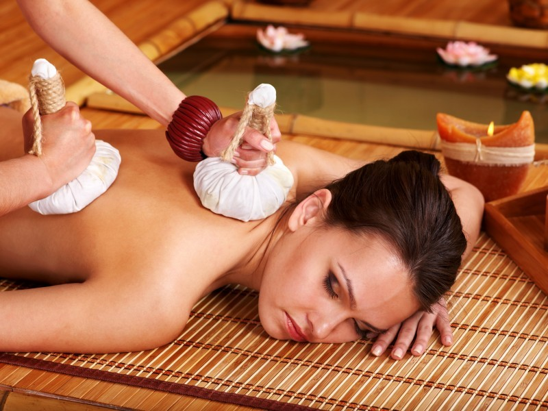 Wellnessurlaub am Chiemsee-Chiemgau - Massage