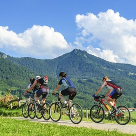 Sporturlaub im Chiemgau