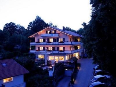 Das Hotel Chiemseestern
