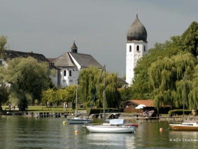 Kloster Frauenchiemsee