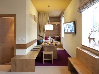 Design Lodge Suite Relax Area