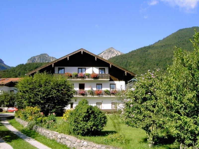 Ferienwohnung Haus Eisenberger