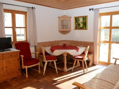 Ferienwohnung Wohnraum