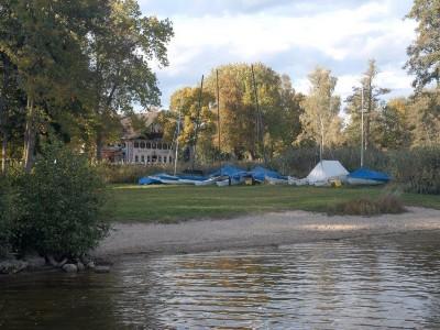 Unser Chiemsee-Badestrand