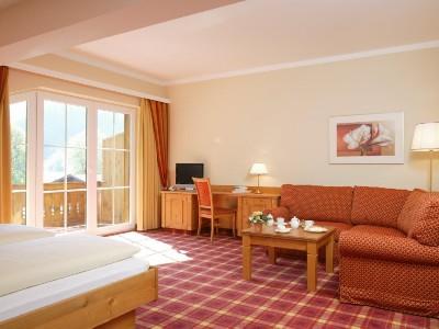 Doppelzimmer Hotel Ortnerhof