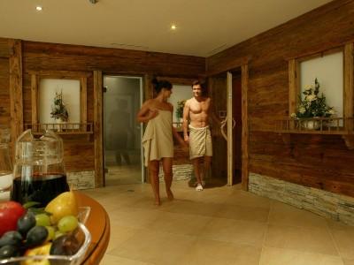 Sauna im Ortnerhof