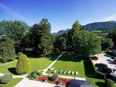 Hoteleigener Schlosspark