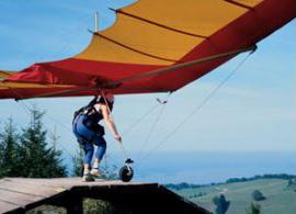 Drachen- und Gleitschirmfliegen im Chiemgau
