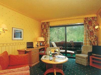 Wohnbereich Junior Suite