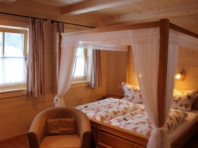 Schlafzimmer Chalet