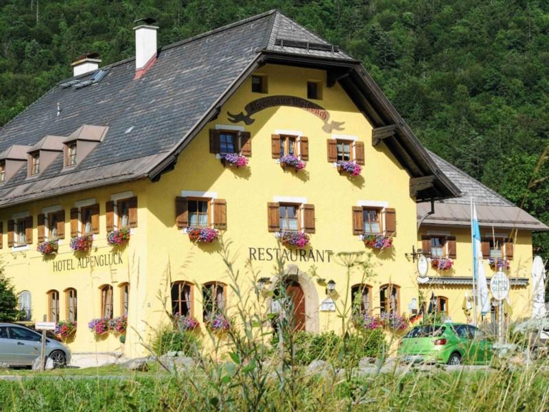 Hotel & Restaurant Alpenglück