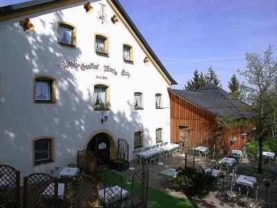 Klostergasthof mit Garten