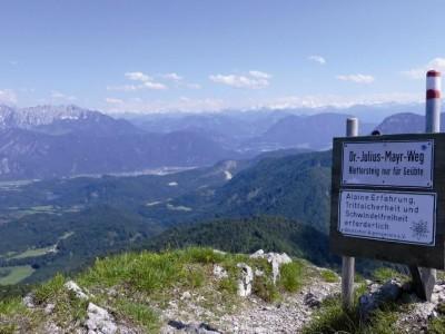 Brünnstein Kletterstein