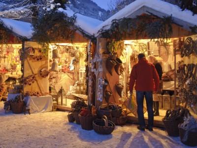 Christkindlmarkt im Chiemgau